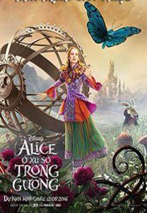 Xem Phim Alice Through the Looking Glass - Alice Ở Xứ Sở Trong Gương