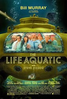 Phim The Life Aquatic with Steve Zissou - Cá Mập Đốm Huyền Thoại
