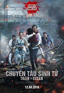 Phim Train to Busan - Chuyến Tàu Sinh Tử