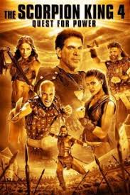 Phim The Scorpion King 4: Quest For Power - Vua Bọ Cạp 4