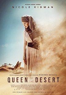 Phim Queen of the Desert - Nữ Hoàng Sa Mạc