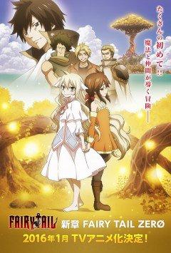 Phim Fairy Tail Season 3 - Fairy Tail Zero - Hội Pháp Sư 3