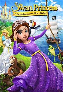 Phim The Swan Princess: Princess Tomorrow, Pirate Today! - Công Chúa Thiên Nga: Đảo Hoang Bí Ẩn