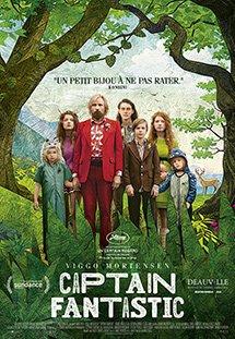 Phim Captain Fantastic - Thuyền Trưởng Sáng Giá