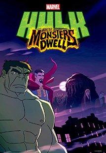 Phim Hulk: Where Monsters Dwell - Truy Tìm Quái Vật