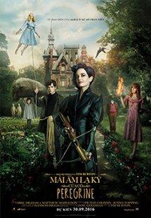 Phim Miss Peregrine's Home for Peculiar Children - Mái Ấm Lạ Kỳ Của Cô Peregrine