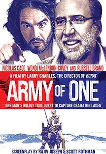 Phim Army of One - Tư Lệnh Cô Độc