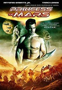 Phim Princess of Mars - Hỏa Ngục