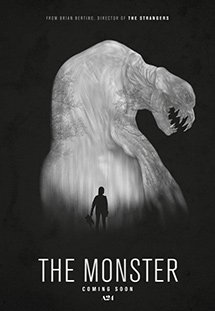Phim The Monster - Quái Vật Bóng Đêm