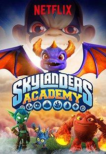 Phim Skylanders Academy - Học Viện Skylanders