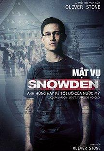 Phim Snowden - Mật Vụ Snowden