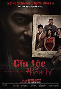 Phim The Mysteries Family-Gia Tộc Thần Bí