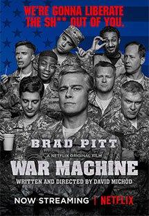 Phim War Machine - Cỗ Máy Chiến Tranh