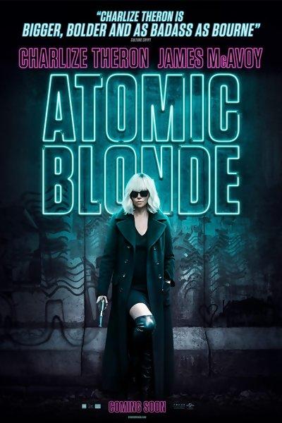 Phim Atomic Blonde-Atomic Blonde