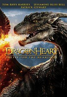 Phim Dragonheart 4: Battle for the Heartfire - Tim Rồng 4: Tâm Hỏa Chiến