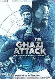 Phim The Ghazi Attack - Trận Chiến Dưới Đại Dương