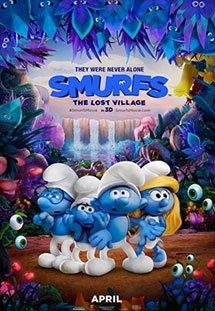 Phim Smurfs 3: The Lost Village - Xì Trum: Ngôi Làng Kỳ Bí
