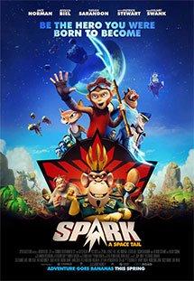 Phim Spark: A Space Tail - Thiên Du Ký