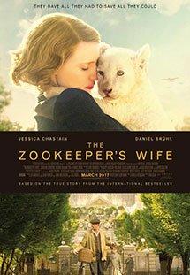 Phim The Zookeeper's Wife - Vợ Người Giữ Thú