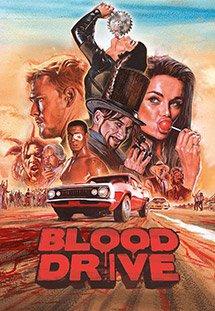 Phim Blood Drive - Đường Đua Đẫm Máu