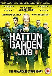 Phim The Hatton Garden Job-Băng Trộm Già Gân