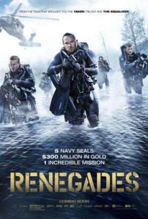 Phim Renegades-Đột Kích Hồ Giấu Vàng